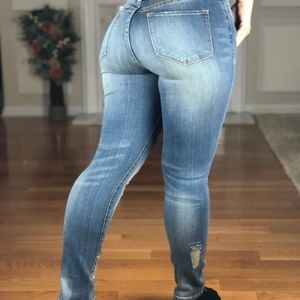 The Limited Ankle Skinny High Rise Jeans NWT 2R